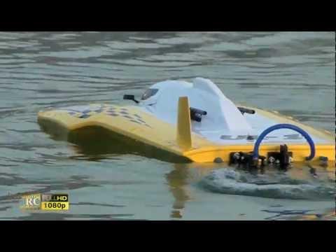 Testing my AquaCraft UL-1 SUPERIOR Speed RC boat - bu Fatima RC Videos - UCWSeLz-hYR8upzt4jBFh63A