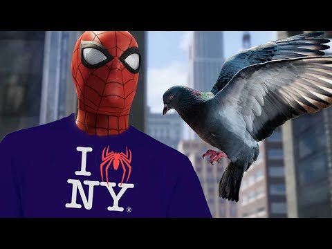 18 Ways Spider-Man for PS4 Totally Nails New York - Up at Noon Live! - UCKy1dAqELo0zrOtPkf0eTMw