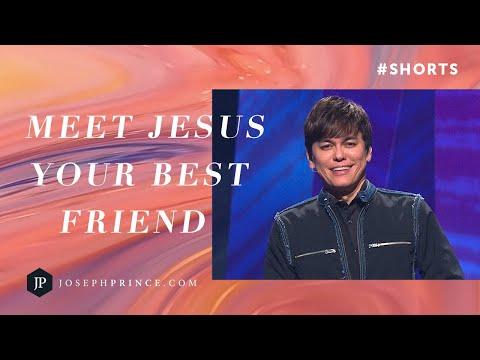 Meet Jesus Your Best Friend  Joseph Prince #Shorts