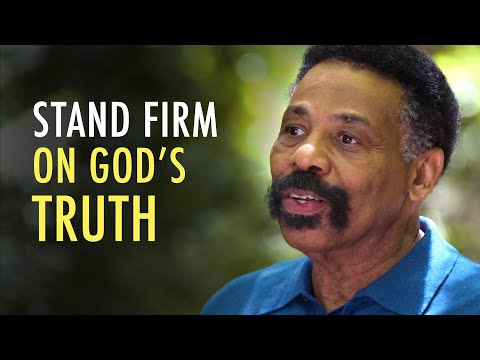 Stand Firm on God's Truth