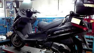 Cambio olio motore PIAGGIO X8 400 cc