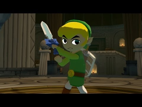 The Legend of Zelda: Wind Waker HD (1080p) - Video Review - UCKy1dAqELo0zrOtPkf0eTMw