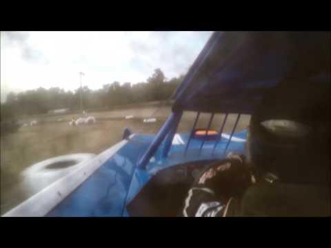 Cory Conley GoPro Heat @ Hilltop Speedway 7-28-2016 - dirt track racing video image