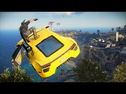 Just Cause 3: We Run Wild with the Developers - UCKy1dAqELo0zrOtPkf0eTMw