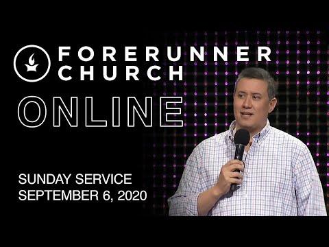 Sunday Service  IHOPKC + Forerunner Church  September 6