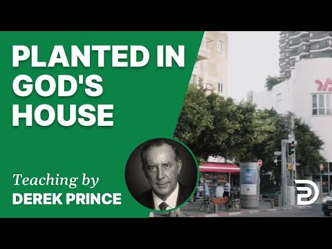 Planted in God's House 10/2