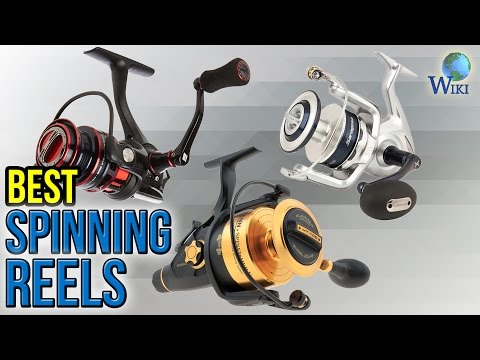 10 Best Spinning Reels 2017 - UCXAHpX2xDhmjqtA-ANgsGmw