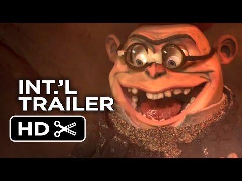 The Boxtrolls Spanish TRAILER (2014) - Stop-Motion Animation Movie HD - default