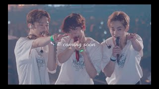 """EXO-CBX /  LIVE DVD&Blu-ray「EXO-CBX """"MAGICAL CIRCUS"""" 2019 -Special Edition-」Teaser#3"""