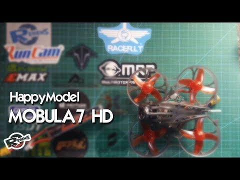 HappyModel Mobula7HD - After 2 weeks of bashing still can fly - UCv2D074JIyQEXdjK17SmREQ