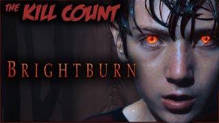 Brightburn Movie  The Rev 17 Beast is scared of Jesus