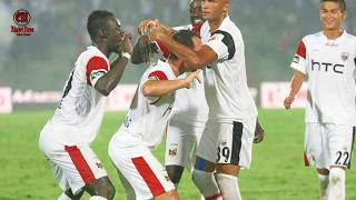 ISL 2018-19 NorthEast United vs Delhi Dynamos live highlights