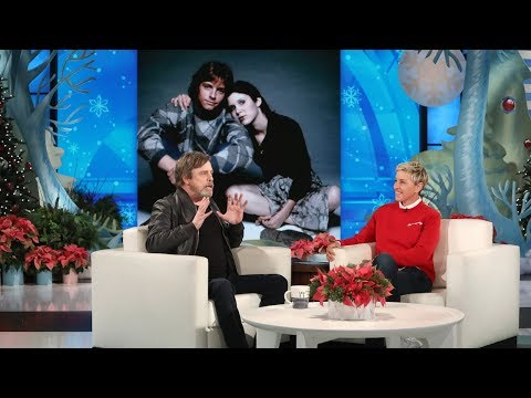 Mark Hamill Confessed He Cherished Fights with 'Sibling' Carrie Fisher - UCp0hYYBW6IMayGgR-WeoCvQ