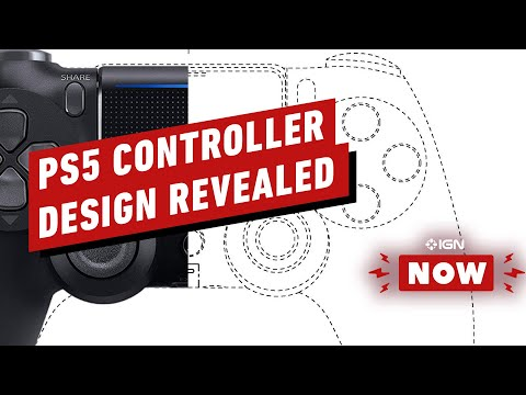 PlayStation 5 Controller Design Revealed - IGN Now - UCKy1dAqELo0zrOtPkf0eTMw
