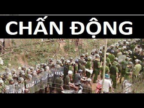 Nóng: Chính quyền cướp đất của dân gây náo động ở Quảng Ngãi
