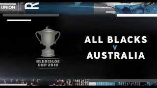 Bledisloe Cup  2019 | New Zealand vs Australia | Highlights