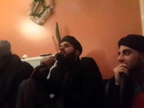 Lahoo Ka Qatra Qatra - Ghulam Mustafa Qadri Naat