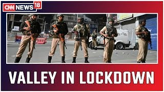 Valley In Lockdown: Union Cabinet Meeting at 9am Amidst Unprecedented Measures In Kashmir