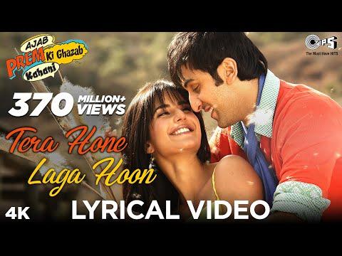 Tera Hone Laga Hoon Lyrical Video | Ajab Prem Ki Ghazab Kahani | Atif Aslam | Ranbir, Katrina - UCJrDMFOdv1I2k8n9oK_V21w