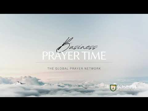 JBS Global Prayer Network (GPN) - Goals