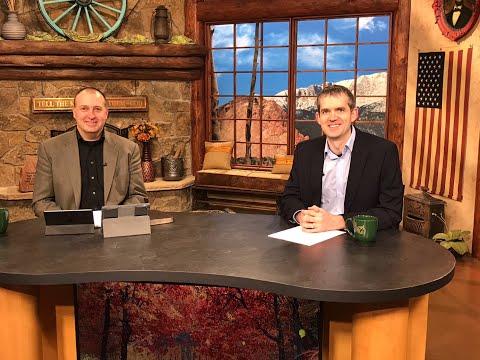 Charis Daily Live Bible Study: The Joy of Generosity - Daniel Bennett - November 9, 2020