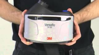 Hingamiskaitse 3M Versaflo TR-315E, komplekt