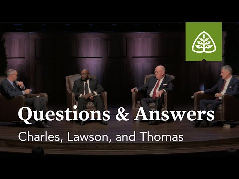 Questions & Answers with Charles, Lawson, and Thomas