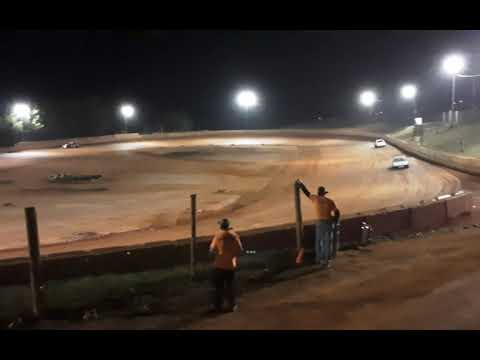 Ararat Thunder Raceway (Pure Stock 4`s) 10-1-21 - dirt track racing video image