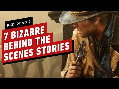 7 Bizarre, Brilliant Stories From the Set of Red Dead Redemption 2 - UCKy1dAqELo0zrOtPkf0eTMw