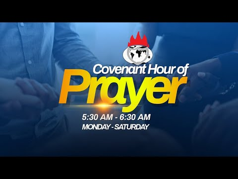 COVENANT HOUR OF PRAYER  5, DEC. 2020  FAITH TABERNACLE OTA