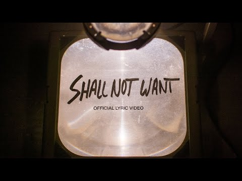 Shall Not Want  Official Lyric Video  Elevation Worship & Maverick City