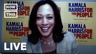 Kamala Harris Discusses Native American Issues | NowThis