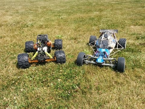 Out for a Rip with the HPI Savage Octane and King Motors 1/5 - shawnroy81