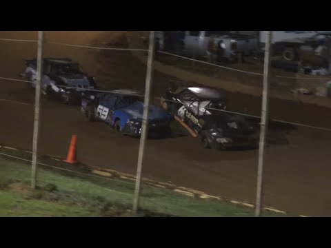 Stock 4b at Winder Barrow Speedway May 8th 2021 - dirt track racing video image