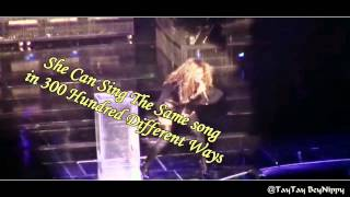 The Mrs Carter Show World Tour (Best Vocals) Part 1