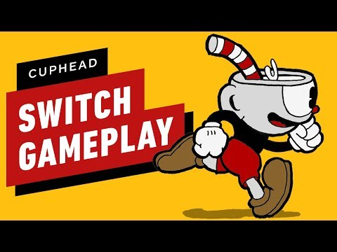 5 Minutes of Cuphead Gameplay on Nintendo Switch - UCKy1dAqELo0zrOtPkf0eTMw