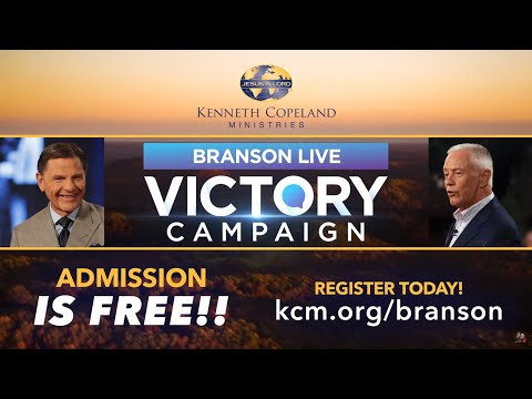 Your Victory Is Waiting at the 2020 Branson Live, Victory Campaign!