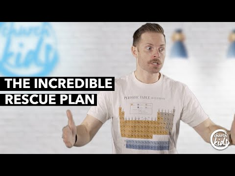 ChurchKids: The Incredible Rescue Plan