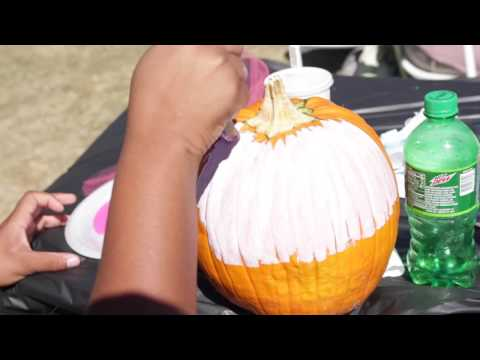 UPC holds Pumpkin Palooza, an event which brings a pumpkin patch onto the Auburn campus.