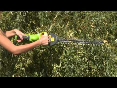 Fieldmann FZN 1001-A Akumulátorové nužky na živý plot