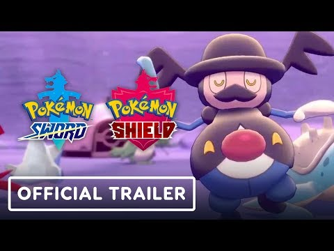 Pokemon Sword and Pokemon Shield - Official Trailer - UCKy1dAqELo0zrOtPkf0eTMw