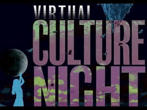 VIRTUAL CULTURE NIGHT - MAY 2020