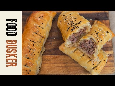 How to make Sausage Rolls - UCF_fEX51a8LTXmMeJbPAPjw