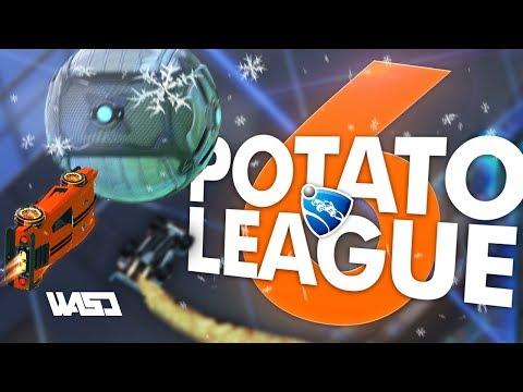 POTATO LEAGUE #6 | Rocket League Funny Moments & Fails - UC3cbD8JQJtHSCKVVN_hu1kA