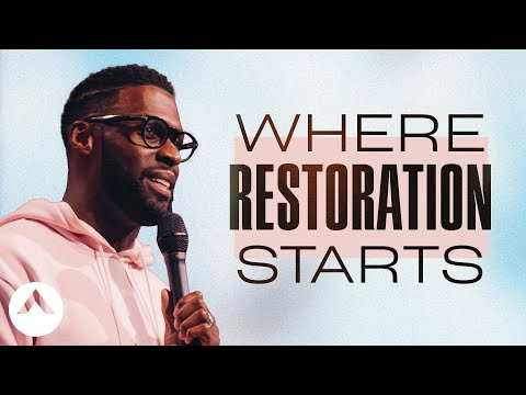 Where Restoration Starts  Pastor Robert Madu  Elevation Church