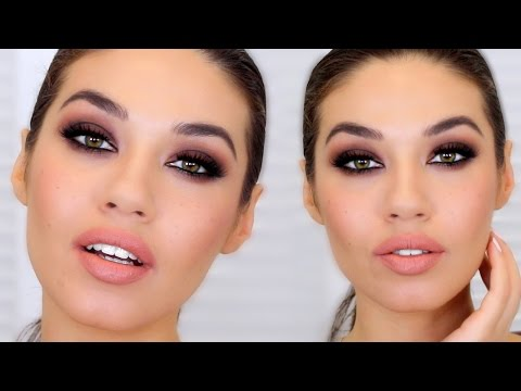 Brown Smokey Eye | Easy Smokey Eye for Beginners | Eman - UCaZZh0mI6NoGTlmeI6dbP7Q