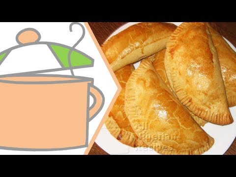 How to Make Nigerian Meat Pie | All Nigerian Recipes