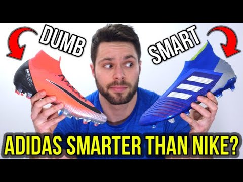 HOW ADIDAS OUTSMARTED NIKE WITH THEIR FOOTBALL BOOT TECHNOLOGY! - UCUU3lMXc6iDrQw4eZen8COQ