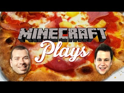 Building a Ginormous Pizza in Minecraft (Pt. 3) - IGN Plays - UCKy1dAqELo0zrOtPkf0eTMw