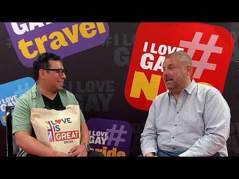 Paul Gauger - Visit Britain